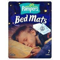 Pampers Bed Mats x 7