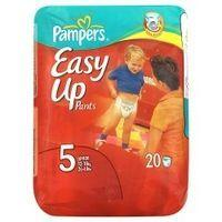 Pampers Easy Up Pants 5 Junior 12-18kg/26-40lbs x 20
