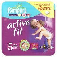 Pampers Progress Active Fit 5 Junior 11-25kg x 26