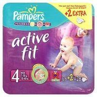 Pampers Progress Active Fit 4 Maxi 7-18kg x 28