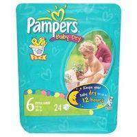Pampers Baby-Dry 6 Extra Large 16+kg/35+lbs x 24