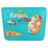 Pampers Baby-Dry 3 Midi 4-9kg/9-20lbs x 38