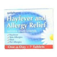 Galpharm Hayfever & Allergy Relief 7 Tablets