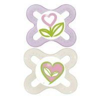 MAM Style 6+m Soother Twin Pack