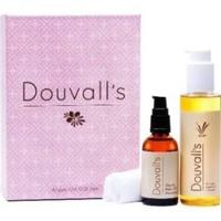 Douvall' s luxury Argan Oil Face Care Giftset
