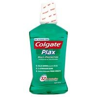 Colgate Plax Multi-Protection Antibacterial Mouthwash Soft Mint 500ml